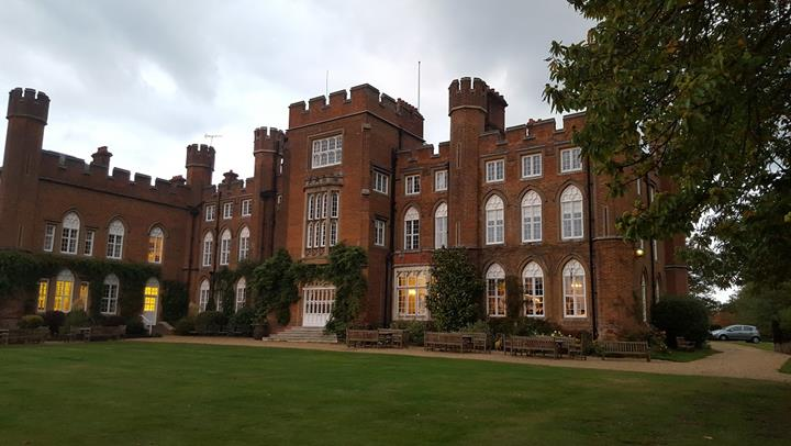 Cumberland Lodge - Oct 2015